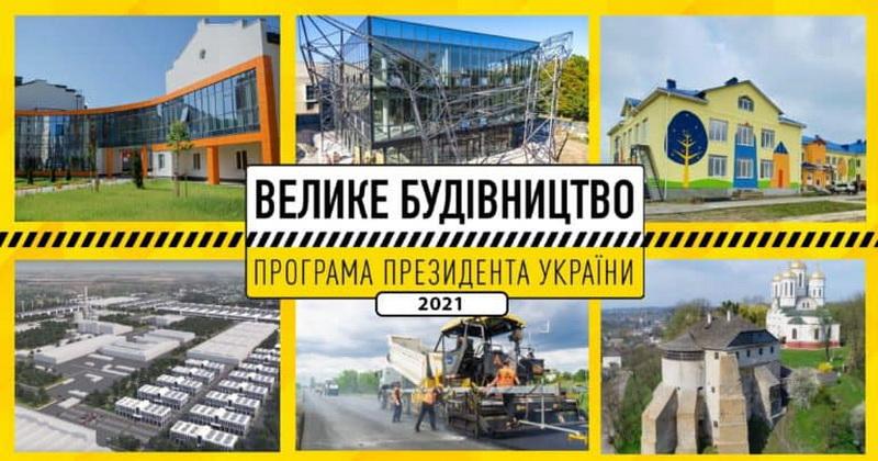 Кожен з 741 об'єкта «Великого будівництва» у 2021 році буде завершений вчасно – Кирило Тимошенко