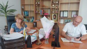 Відбулася онлайн – нарада Вінницької ОДА з головами районних державних адміністрацій та головами територіальних громад.