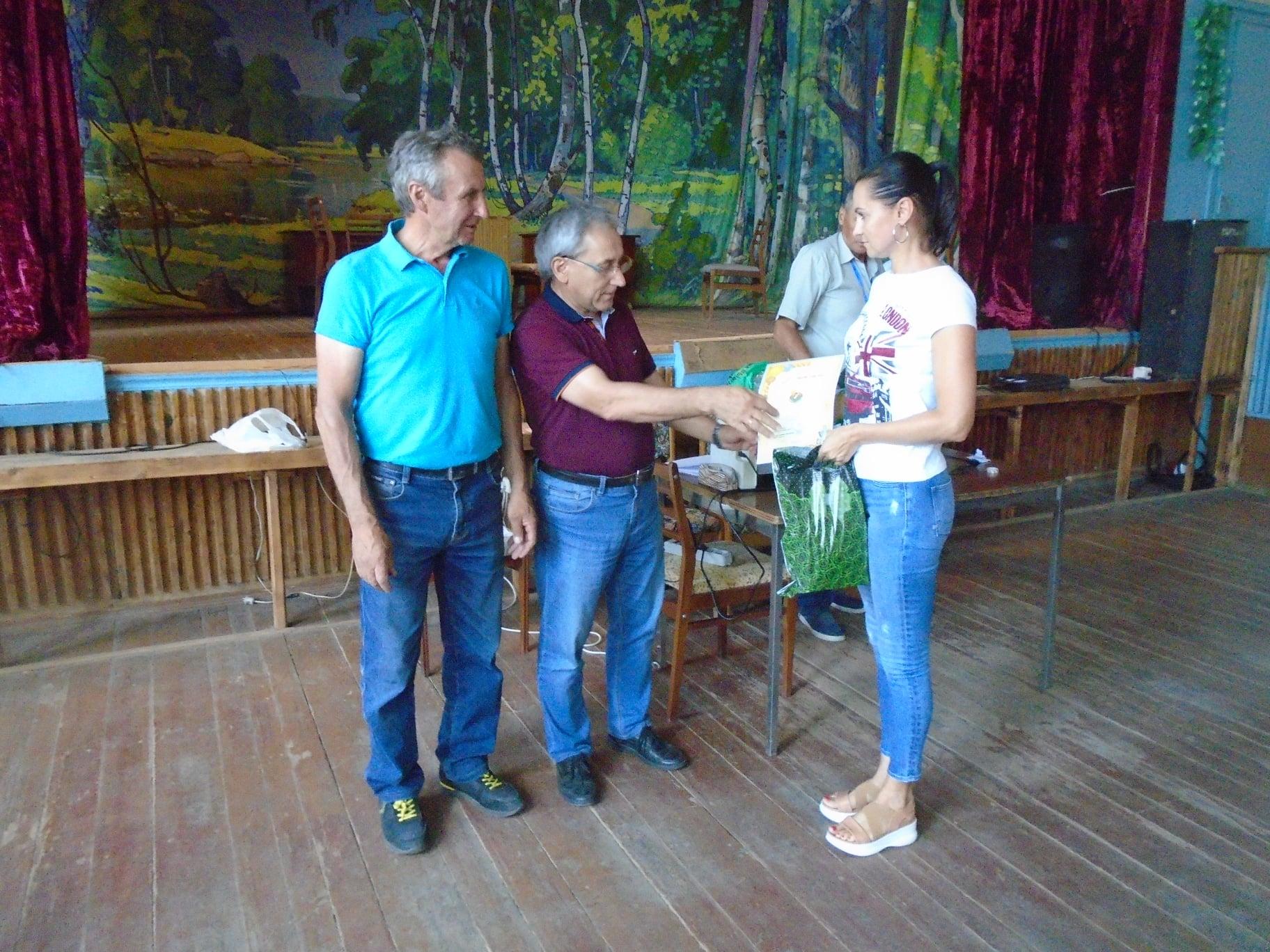 7 серпня у м. Бар пройшов чемпіонат Жмеринського району з шашок серед чоловіків та жінок