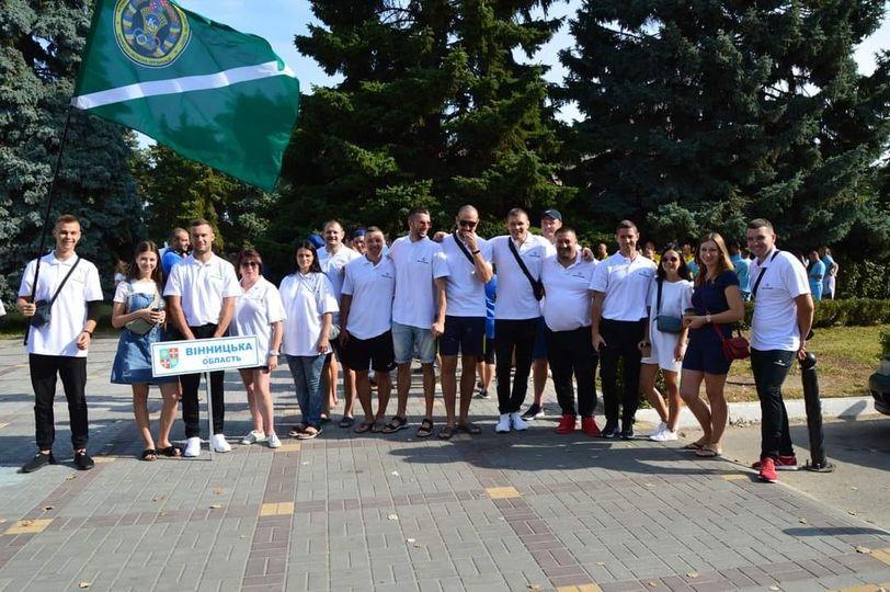 Браїлівські спортсмени четверті в Україні
