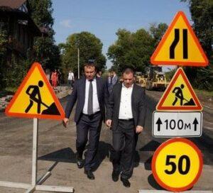 У рамках «Великого будівництва» на Вінниччині активно ремонтуються вулиці та місцеві дороги у громадах, – Сергій Борзов