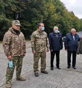 Сергій Борзов перевірив стан готовності бригад та об'єктів територіальної оборони до проведення командно-штабних навчань