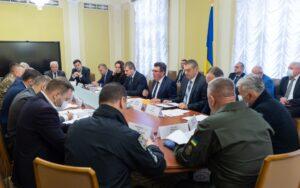 В Офісі Президента відбулася нарада щодо збалансованого підходу до визначення грошового забезпечення військовослужбовців та правоохоронців