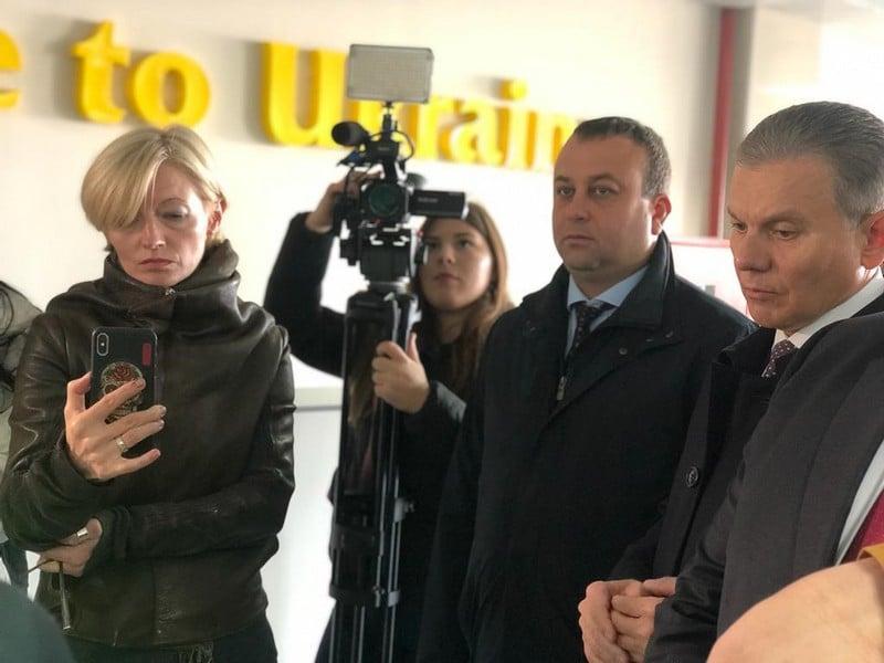 Сергій Борзов: На реконструкцію злітної смуги міжнародного аеропорту «Вінниця»у 2021 році вже перераховано 135 млн грн