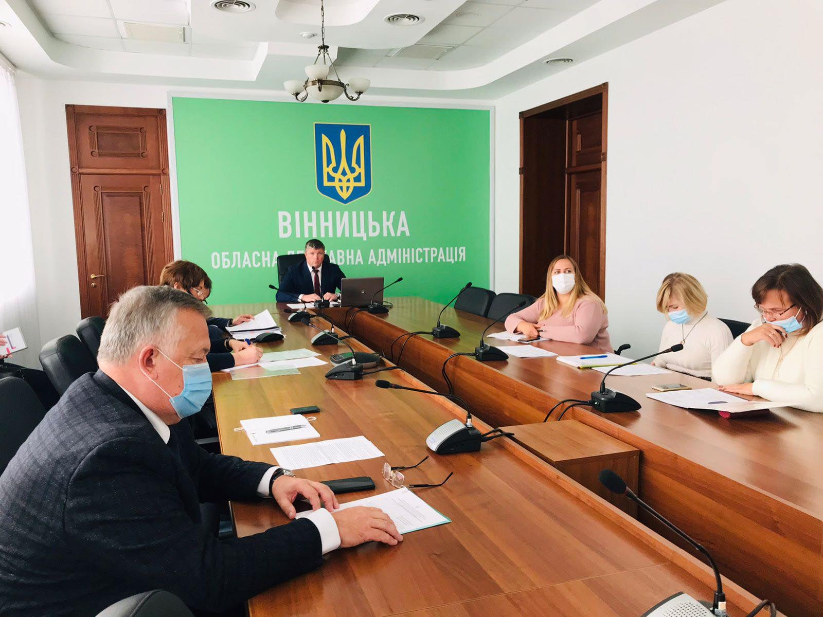 Вінниччина активно долучилась до реалізації ініціативи Першої леді Олени Зеленської «Без бар'єрів»
